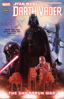 Star Wars: Darth Vader Volume 3: The Shu-Torun War - TPB/Graphic Novel